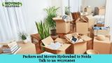 Top Rated and Verified Movers and Packers Hyderabad to Noida-Services-Moving & Storage Services-Hyderabad