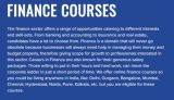 Best Finance Courses-Services-Other Services-Gurgaon