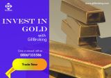 Gold trading - Why trade gold now? Gill Broking-Services-Other Services-Delhi