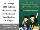 Direct admission in RV College of Engineering-Classes-Continuing Education-Bangalore