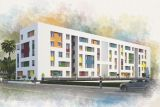 1 & 2 BHK Flats for Sale, behind Police Colony, Padegaon, Au-Real Estate-For Sell-Flats for Sale-Aurangabad
