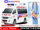 Book Medilift ICU Emergency Ambulance Service in Hajipur-Services-Health & Beauty Services-Health-Patna