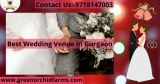 How Green Is Your Best Wedding Venue In Gurgaon?-Events-Corporate Events-Gurgaon
