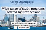Wide range of Study programs offered by New Zealand-Services-Other Services-Molarband