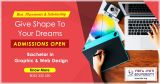 Admission Open in Bachelors in Graphic & Web Design-Classes-Computer Classes-Graphic Classes-Chandigarh