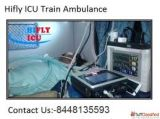 Book the Fastest Train Ambulance Services from Bangalore -Services-Health & Beauty Services-Health-Bangalore