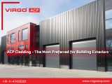 ACP Cladding- Next Big Thing for Building Exteriors-Services-Creative & Design Services-Delhi