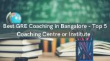 LOOKING FOR Best GRE Coaching in Bangalore ?-Jobs-Education & Training-Delhi