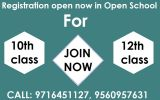 Nios admission open for class 10th & 12th in karol bagh-Classes-Continuing Education-Delhi