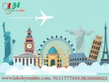 Overseas Education Consultants In Bhopal India-Jobs-Education & Training-Bhopal