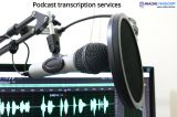 Podcast transcription services-Services-Other Services-Chandigarh