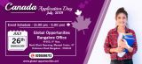 Attend Canada Application Day – Bangalore-Events-Other Events-Bangalore