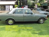 1979 MERCEDES DIESEL-Vehicles-Cars-Mercedes-Mumbai