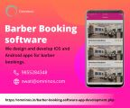 Barber Booking Software Development Company in India -Services-Web Services-Chandigarh